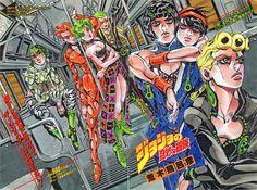 Araki Hirohiko || Jojo's Bizarre Adventure