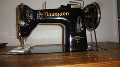 Nähmaschine Naumann Kl. 65 Zickzacknähmaschine (sewing machine)