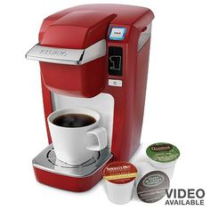 Keurig® K10 B31 MINI Plus Personal Coffee Brewer i got it in teal. It was on sale for $99 and i had a 30% off coupon. :)