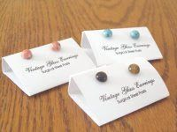 Totally Tutorials: Tutorial - How to Make Earring Cards
