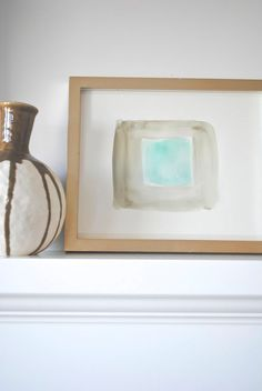 SQUARES style fifteen, choose your colors   GALLERY WALL $10 ART