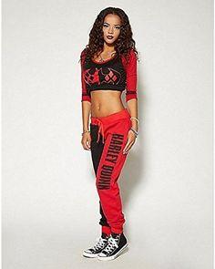 DC Comics Harley Quinn Sweatpants Lounge Pant Pajama Pants, http://www.amazon.com/dp/B01GOPG26K/ref=cm_sw_r_pi_awdm_x_.IJOxb9MJWXC5