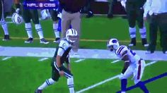 Mark Sanchez is a big scaredy cat Super Funny, Funny Cute, The Funny, Hilarious, Sports Fails, Sports Memes, Funny As Hell, I Love To Laugh, Gifs