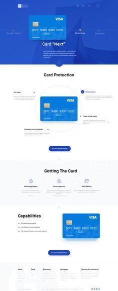 Financial landing wip real pixels #webdesign Website Design Inspiration, Landing Page Inspiration, Website Design Layout, Web Layout, Layout Design, Design Web, Web Design Mobile, Blog Design, Email Design