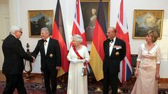 Queen Elizabeth Besuch Deutschland 2015