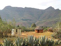 Malealea, Lesotho by Sarah Agarwal, via Flickr Vernacular Architecture, Explore, Mountains, Nature, Shirt, Travel, Africa, Naturaleza, Viajes