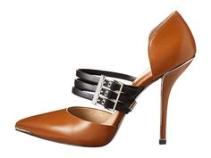Michael Kors Collection Annalee Black 18K Smooth Calf - Zappos.com Free Shipping BOTH Ways