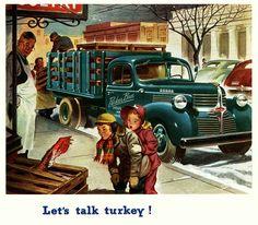 Carteles de publicidad vintage: Dodge