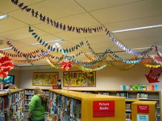 Library Display Ideas - great blog!