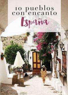Pueblos-con-encanto - Ropa Tutorial and Ideas Amazing Destinations, Travel Destinations, Travel Tips, Travel Around The World, Around The Worlds, Places To Travel, Places To Go, Madrid Travel, Spain Travel