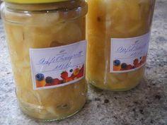 Rezept: Dessert: Apfel-Gewürz-Kompott