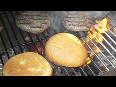 Nacho-Bison-Burger + Ananas Salsa