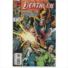 Deathlok No 26 / 1993  Most comics will have a fixed price of just 45p or 50p.  You will not buy cheaper!!!!!