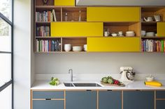 Mackeson Road London Kitchen Remodel MW Architects Photo Via Uncommon Projects Cabinetmakers Remodelista
