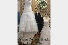 Dream Designs Bridal store  in Aurora, NE