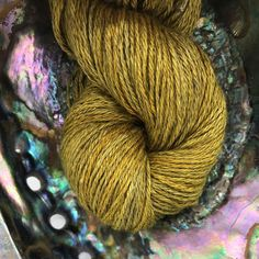 This is 'Olive' on the fabulous Yak/Silk base. A complex semi-solid messing/olive green color extracted from onion skins. Olive Green Color, Green Colors, Onion, Base, Silk, Colors Of Green, Bulb, Onions