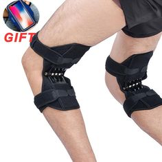 Breathable Knee Protector For Joint Support For Joint Support Knee Brace, Calves, Thighs, Exercise, Running, Personal Care, Health, Elevator, Bathroom Cleaning Tips