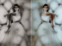 motion blur wedding photography; Pronovias bride; Photography by Joel & Justyna Bedford