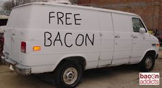 How To Kidnap Me!  Ok, I know about Stranger Danger, but, we are talking about Bacon here! Is it worth the risk?