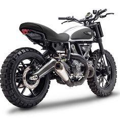 Cool or No? | via: @scramblerducati #Ducati #sportbikeaddicts #love
