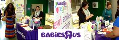 YES...Babies R Us returns as a sponsor of the Baby Belly Bazaar; Nov. 7; Greensboro Cultural Center! And that means fun for you! Be sure to register with them! www.babiesrus.com