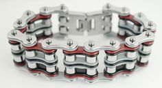 Bike Chain Bracelets Biker Jewelry Wholesale Stainless Steel