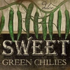 Sweet green chilies (Jennifer Pugh)