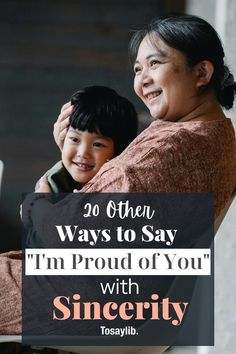 """Whether it is a friend you're saying """"I'm proud of you"""" to or a partner, the other ways to say it mean practically the same thing and sometimes even more. Got your doubts about these other ways to say it? Okay, come along while we discuss 20 other ways to say I'm proud of you that are even better than the actual phrase! #improudofyou #otherwaystosay Im Proud Of You, Lucky To Have You, Go Best Friend, Best Friends, Love Texts For Her, Other Ways To Say, Text For Him, Rhetorical Question, Bigger Person"""