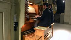 J. S. Bach - Organ Concert in C Major after Vivaldi BWV 594