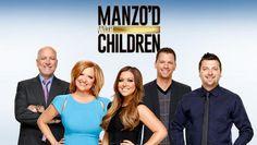 Manzod with Children on Bravo Tv - Al Manzo, Caroline Manzo, Lauren (Manzo) Scalia, Albie Manzo & Christopher Manzo, (Vito Scalia, Lauren's Hubby, not pictured).