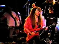 Cacophony - Jason Becker and Marty Friedman guitar duel - live in Japan 89 rare video - YouTube and both very kind and humble men
