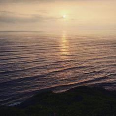 Atardecer en Miraflores - Perú