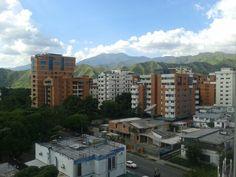 Vista Urbanización La Soledad