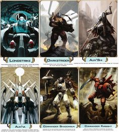 Warhammer 40k The Tau Empire