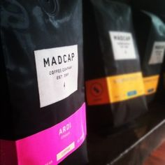 Madcap Coffee Company // Ardi Ethiopia