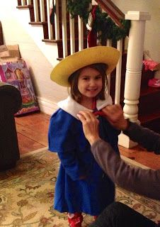 Madeline Costume! I've always wanted one of the girls to be Madeline.