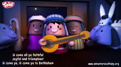 O come all ye faithful, Joyful and triumphant, O come ye, O come ye to Bethlehem Bethlehem, Joyful, Christmas Gifts, Faith, Mugs, Tableware, Xmas Gifts, Christmas Presents, Dinnerware