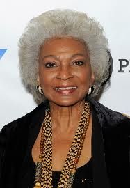 Nichelle Nichols (born Grace Dell Nichols; December 28, 1932) is an American actress, singer and voice artist.