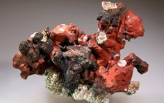 This copper specimen is part of a collective effort between Michigan Tech and University of Michigan to curate and present the finest specimens available in the AE Seaman Mineralogical Museum at Michigan Tech, which has been designated Michigan's state Minerological museum.