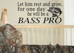 16 x 29 Let Him Rest and Grow for one day he by designstudiosigns, $38.50