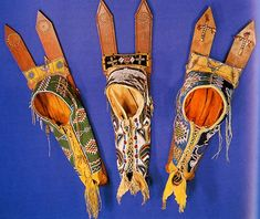 American Indian Cradleboards, Kiowa c.1900