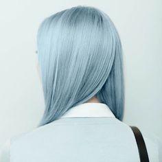 Feeling blue.                                                                                                                                                                                 More