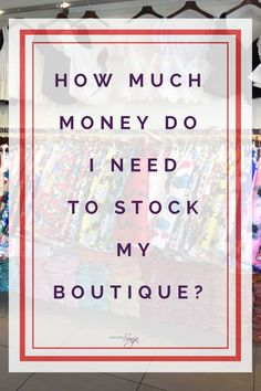 Learn business fundamentals, branding process, and how to buy wholesale for a successful online business! Boutique Names, Boutique Decor, Ladies Boutique, Boutique Clothing, Boutique Displays, Mobile Boutique, Retail Boutique, Boutique Stores, Wholesale Boutique