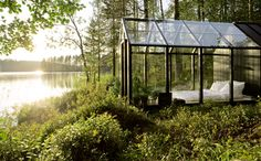 Modular Garden Shed by Avanto Architects