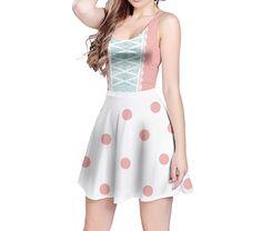 Bo Peep (Dress by KawaiianPizzaApparel @Etsy) #ToyStory