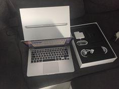 2017-07-07- én vásárolt MAcbook Pro retina 13 , teljesen új laptop eladó.  Egy év gyártói garanciával.  Apple MacBook Pro 13,3