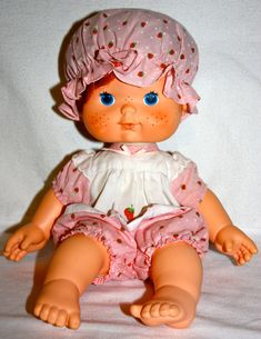 1980s Vintage Strawberry Shortcake