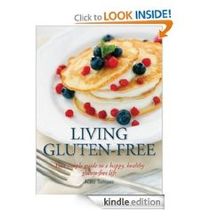 Living Gluten-Free #ebook #FREE on Kindle (May only)