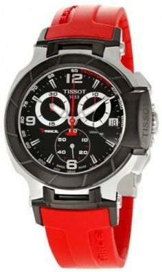 3d5d1b1e128 Relógio Tissot T-Race Mens Watch T048.417.27.057.01  relogio  tissot
