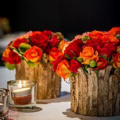 Bloemstukken Fall Floral Arrangements, Beautiful Flower Arrangements, Beautiful Flowers, Fall Flowers, Diy Flowers, Autumn Table, Sympathy Flowers, Fall Bouquets, Flower Ball